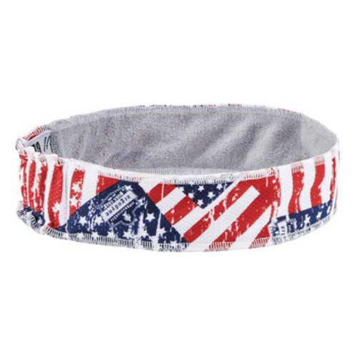 6605  Stars/Stripes High-Performance Headband