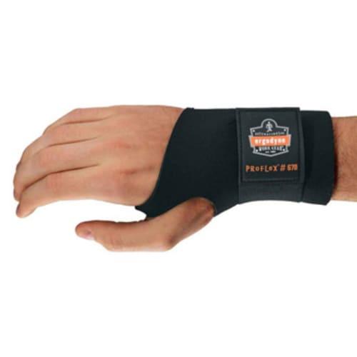 ProFlex 670 Ambidextrous Single Strap Wrist Support