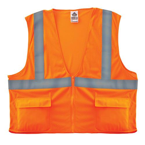 GloWear 8220Z Class 2 Standard Vest