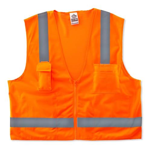 GloWear 8249Z Class 2 Economy Surveyors Vest