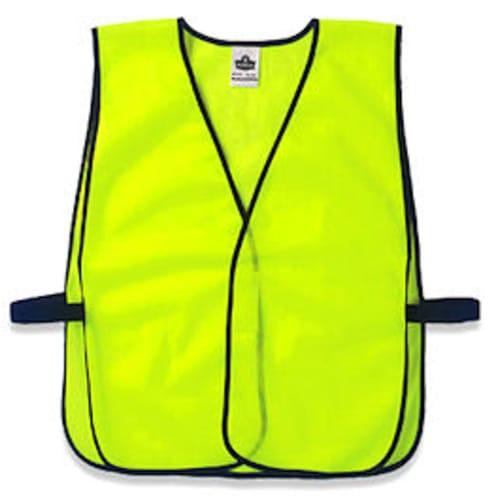 GloWear 8010HL Non-Certified Economy Vest