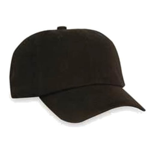 Homerun Bump Cap, Universal, Baseball Style, Ratchet Suspension, Cotton, Thermoplastic