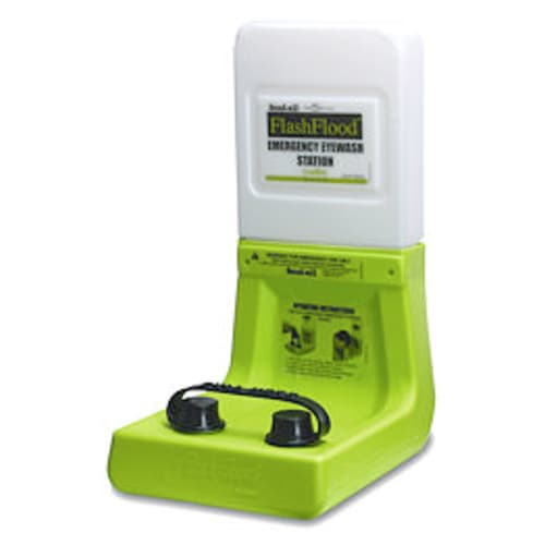 Eyewash Station, 11 in X 13 in X 15 in, 1 gal
