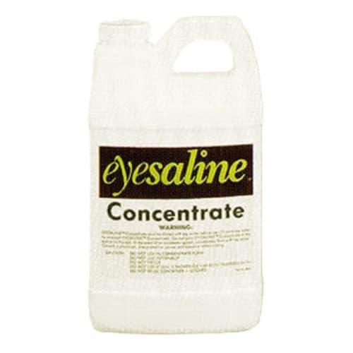 Eyesaline Saline Concentrate Eyewash Solution, 70 oz Can