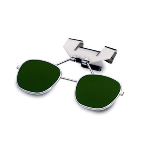 Eyewear Kliplift, Shade 6, Green
