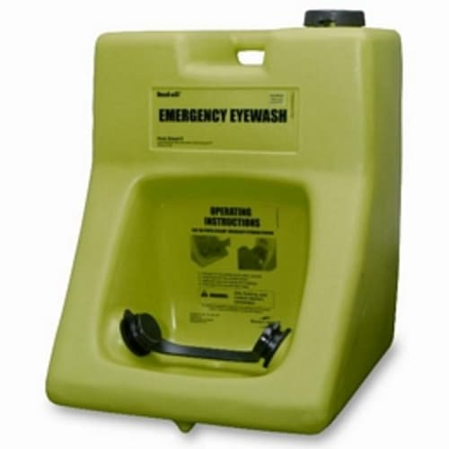 Porta Stream II Eyewash Station, 20 in X 26 in X 20 in, 16 gal