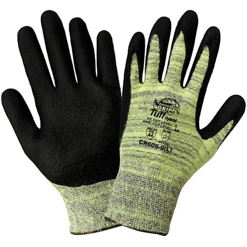 Tsunami Grip Tuff Hybrid Gloves