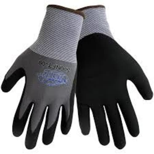 Tsunami Grip Foam Nitrile Gloves