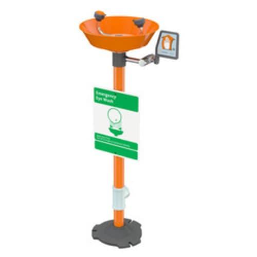 Pedestal Mounted Eyewash