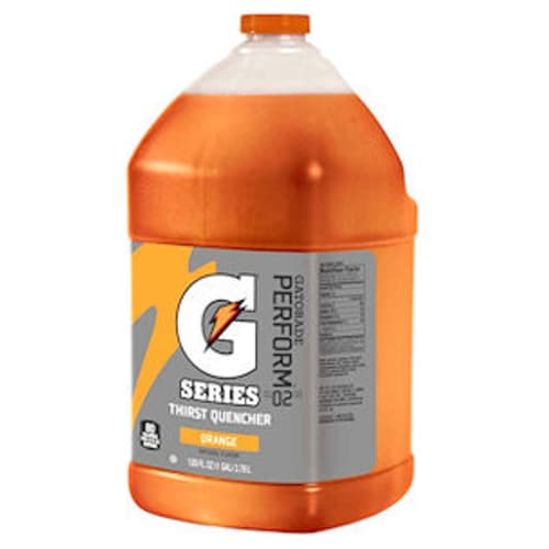 Thirst Quencher Liquid Concentrate, 6 Gallon, Orange