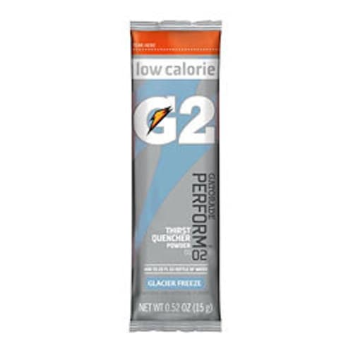 Gatorade G2 Low Calorie, Powder Stick Glacier Freeze