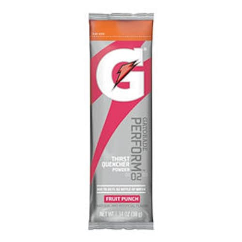 Gatorade, Powder Stick Fruit Punch