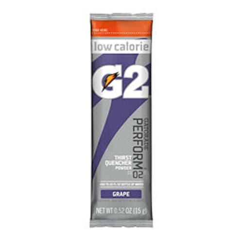 Gatorade G2 Low Calorie Powder Stick Grape
