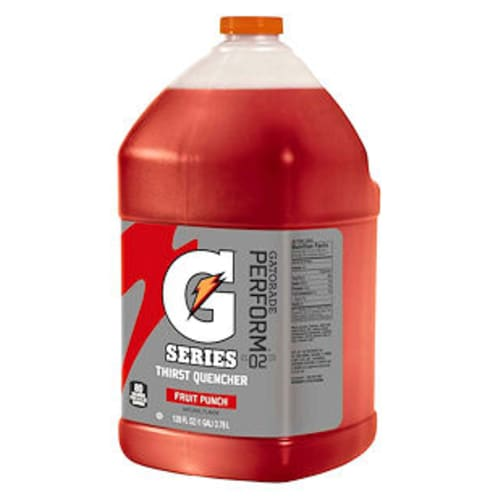Thirst Quencher Liquid Concentrate, 6 Gallon, Fruit Punch