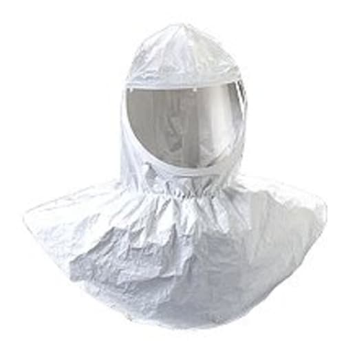 HOOD,W/COLLAR TYVEK QC