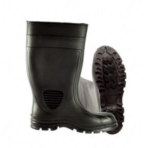 "PVC Premier Economy Industrial Boots, Steel Toe 15"""