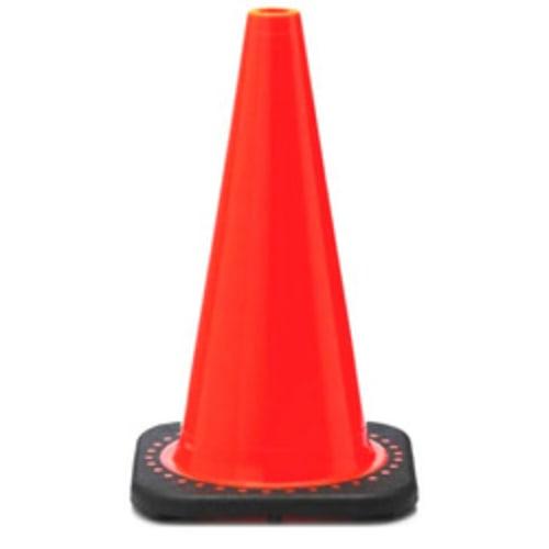 "18"" PVC Traffic Cone"