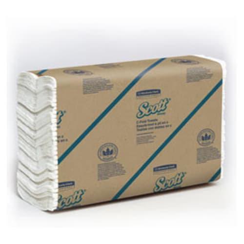 Scott C-Fold Towels