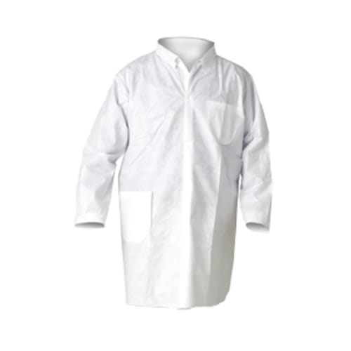 KLEENGUARD* A20 Breathable Particle Protection Lab Coats