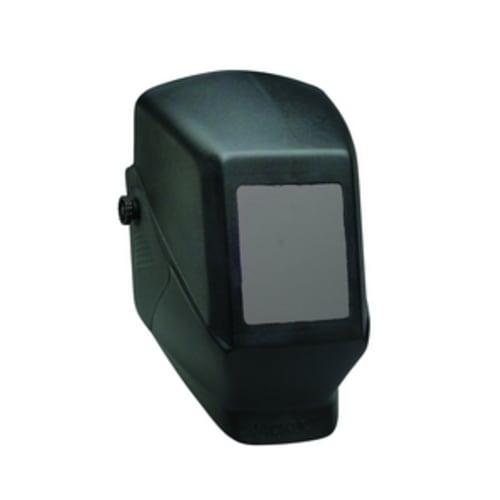 W10 HSL 100 Passive Welding Helmet: HSL100, BLACK, 4.5 X 5.25