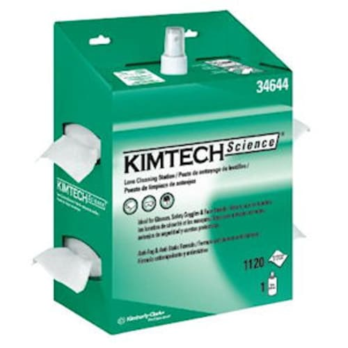 Kimtech Science* Lens Cleaning Station