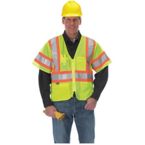 Class 3 Multi-Pocketed Vests