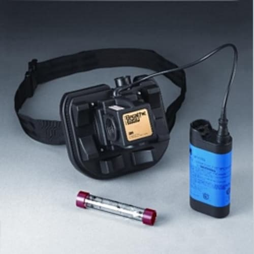 Breathe Easy Belt-Mounted PAPRs and Accessories