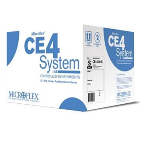 CE4 Systems Industrial Latex Gloves