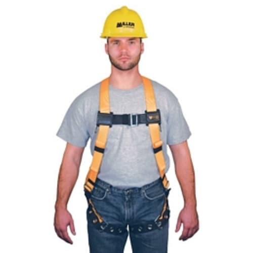 Titan Full Body Non-Stretchable Safety Harness