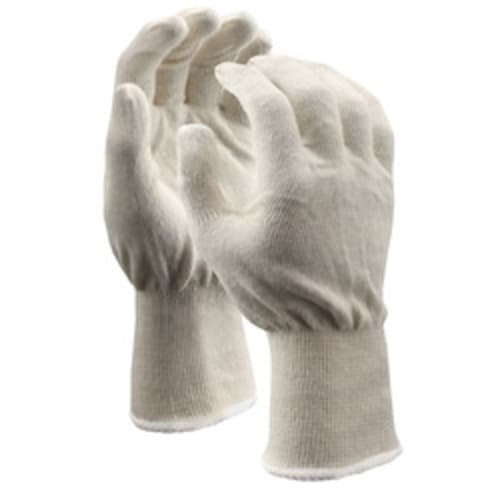 "String Knit Gloves, Lightweight, 13 Gauge, 12"" Length"