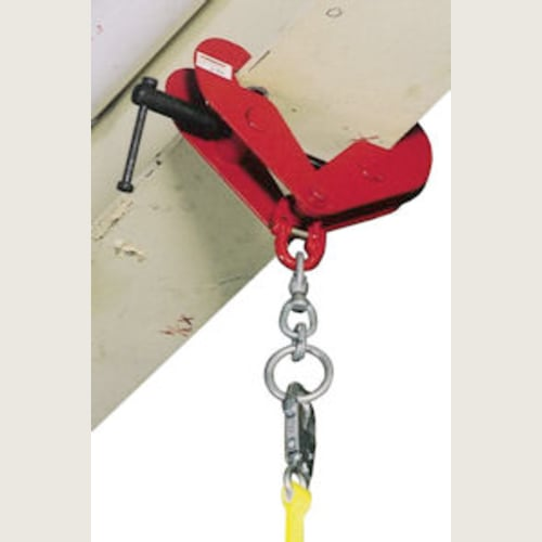 Beam Clamp, 12.5 in, Steel