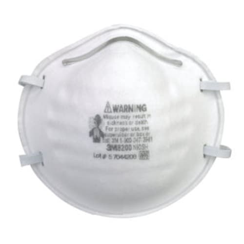 N95 Disposable Particulate Respirator