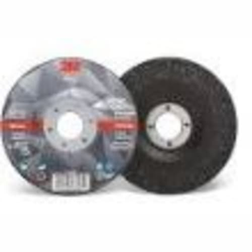Silver Depressed Center T27 Grinding Wheel