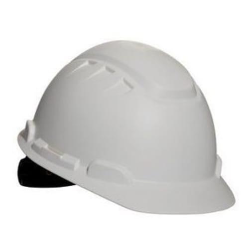 White High Heat Hard Hat