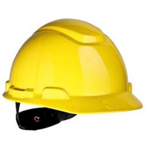 HARD HAT,YELLOW 4PT