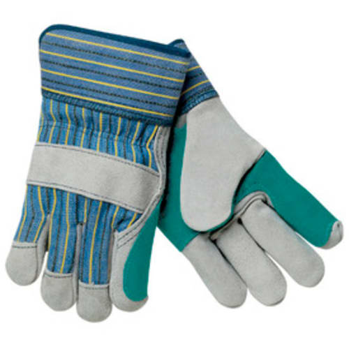 """Select """"A"""" Leather Palm Gloves"""