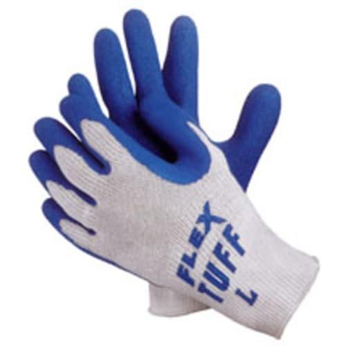 Flex-Tuff Latex-Dipped Work Gloves