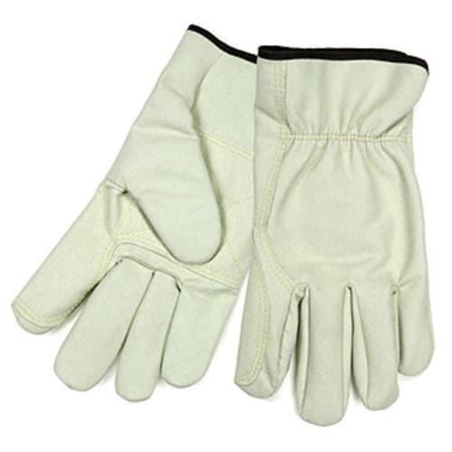 Double Palm Synthetic Leather Drivers Gloves