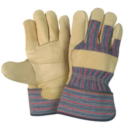 Mustang Leather Palm Gloves