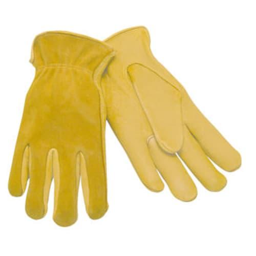 Big Buck Deerskin Drivers Gloves