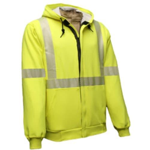 Hi-Vis Flame Resistant Sweatshirts
