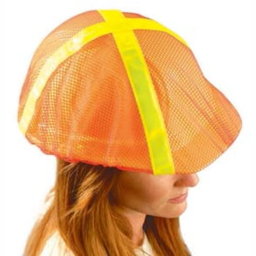 High Visibility Hard Hat Cover