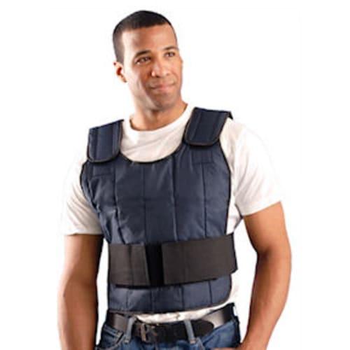 Value Nylon Cooling Vest w/cool packs