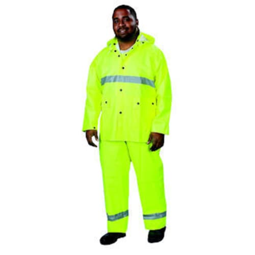 Visitex II High Visibility Rainwear