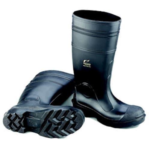 "Buffalo economy grade boots, 16"" steel toe"