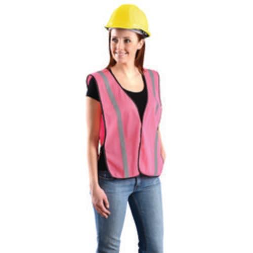 Value Mesh Pink Vest