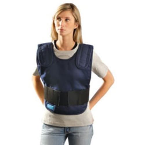 Classic Full Phase Change Cooling Vest w/cool packs