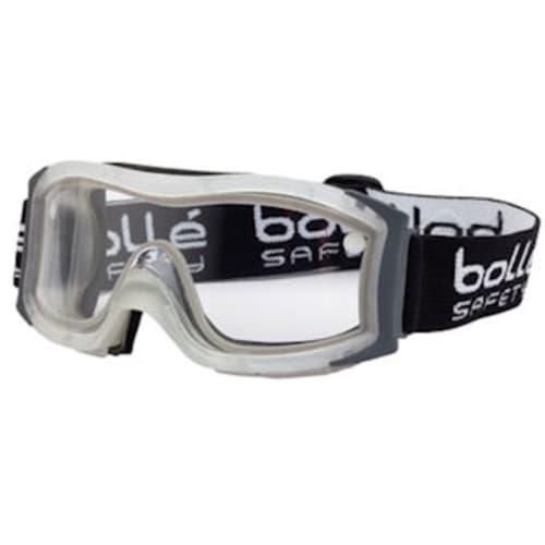 Clear Double Polycarbonate Lens Anti Scratch/ Anti Fog
