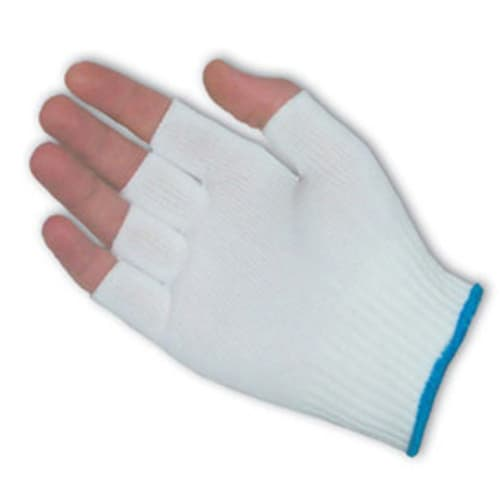 100% Nylon Seamless Knit Gloves