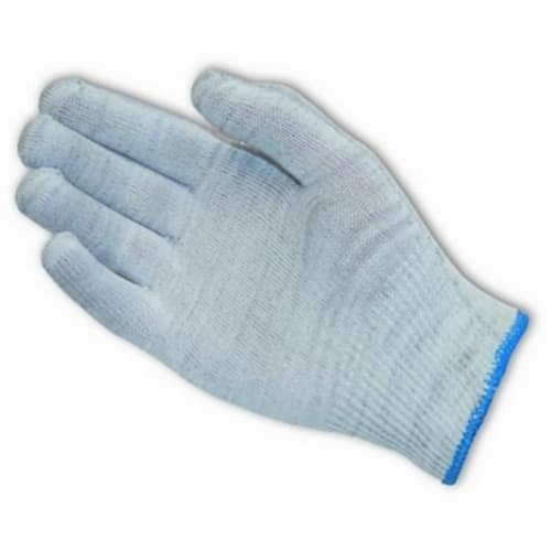 Knit Nylon Gloves with Electrostatic Dissipative Fiber